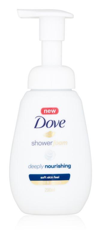 Dove Deeply Nourishing Doucheschuim  met Voedende Werking