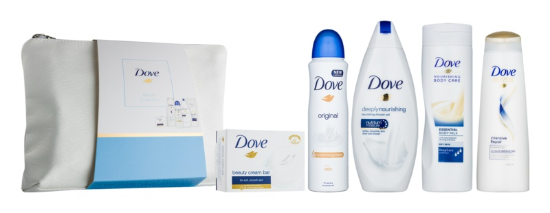 Dove Beauty & Care Beauty Collection Cosmetic Set I.