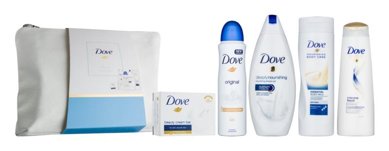 Dove Beauty & Care lote cosmético I.
