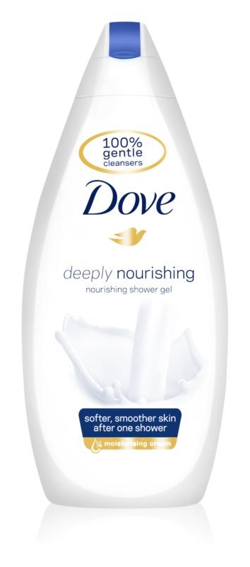 Dove Original gel de ducha nutritivo