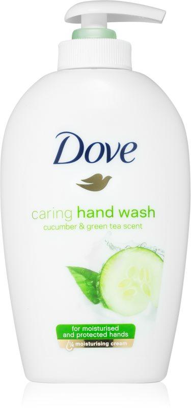 Dove Go Fresh Cucumber & Green Tea рідке мило для рук