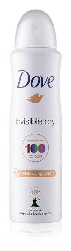 Dove Invisible Dry Antitranspirant-Spray 48h