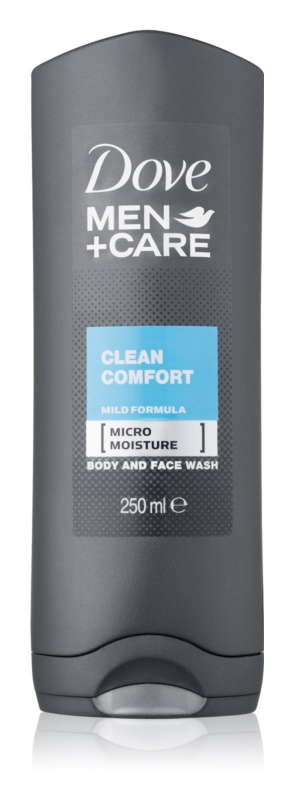 Dove Men+Care Clean Comfort gel de douche