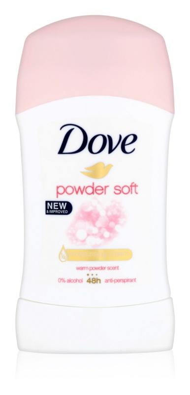 Dove Powder Soft festes Antitranspirant 48h