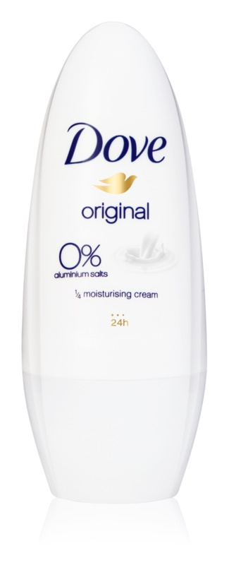 Dove Original Roll-On Deodorant  24 h