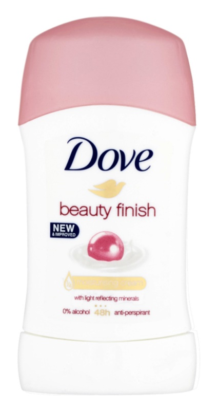 Dove Beauty Finish antiperspirant 48 de ore
