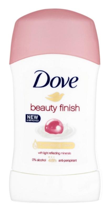 Dove Beauty Finish antitranspirante 48h