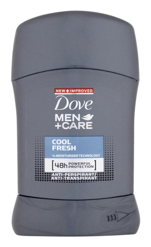 Dove Men+Care Cool Fresh tuhý antiperspitant 48h