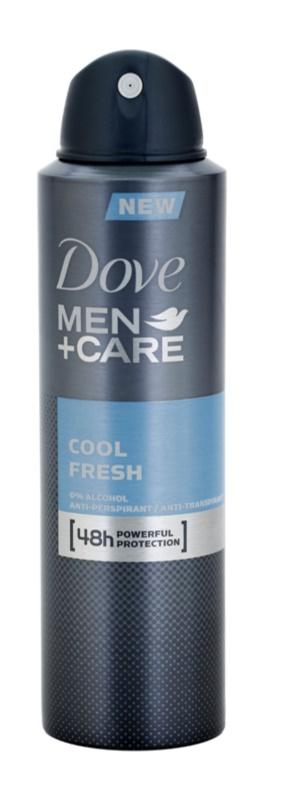 Dove Men+Care Cool Fresh desodorante antitranspirante en spray 48h