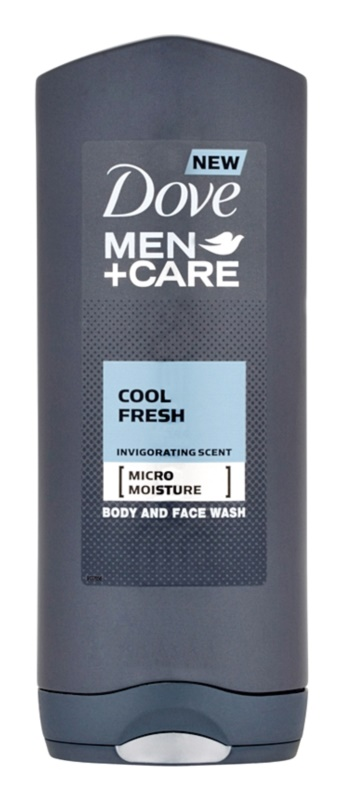 Dove Men+Care Cool Fresh Douchegel  voor Lichaam en Gezicht