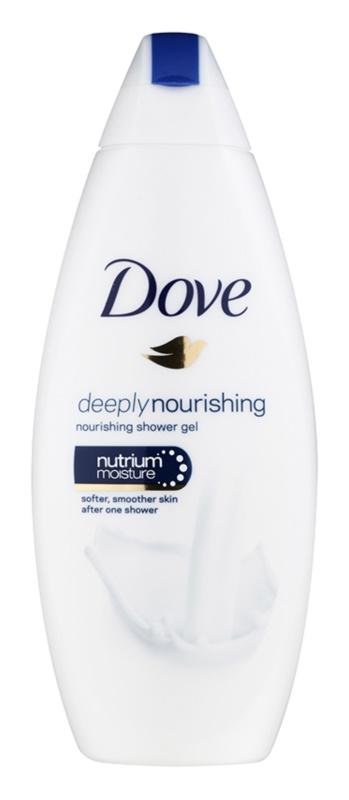 Dove Deeply Nourishing odżywczy żel pod prysznic
