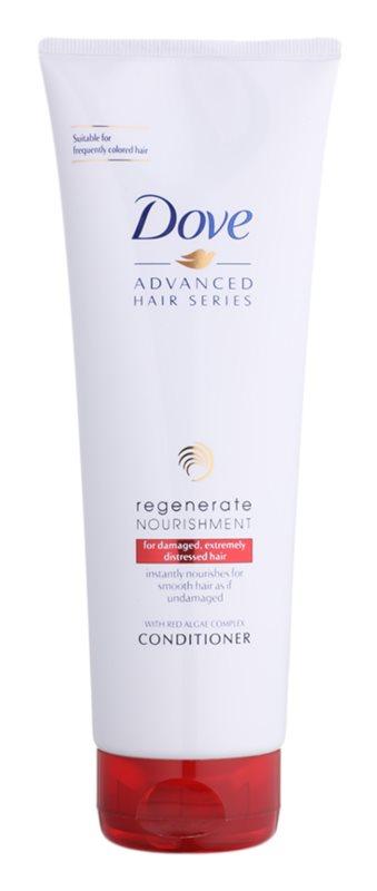 Dove Advanced Hair Series Regenerate Nourishment balzam za zelo poškodovane lase