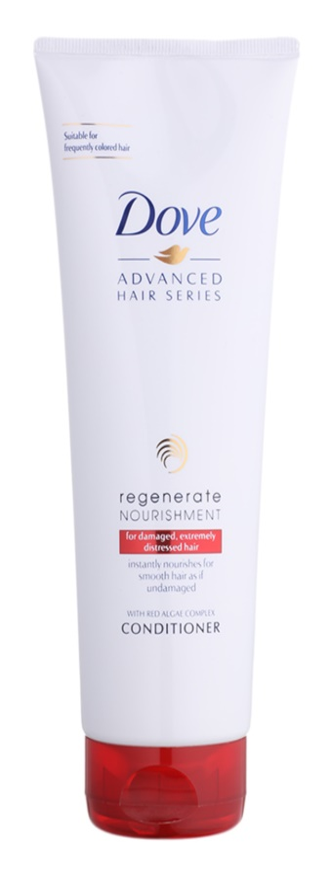 Dove Advanced Hair Series Regenerate Nourishment condicionador para cabelo muito danificado