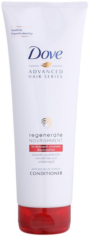 Dove Advanced Hair Series Regenerate Nourishment kondicionér pro velmi poškozené vlasy