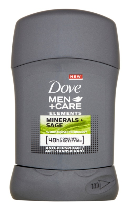 Dove Men+Care Elements antitranspirante 48h