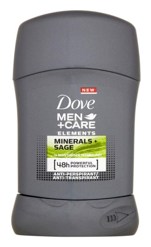 Dove Men+Care Elements antitranspirantes 48 h