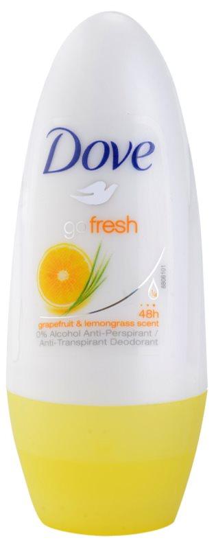 Dove Go Fresh Energize antiperspirant roll-on 48 de ore