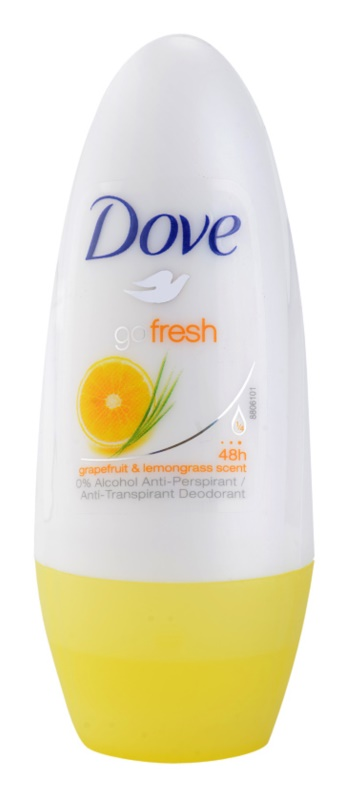 Dove Go Fresh Energize antiperspirant roll-on 48h