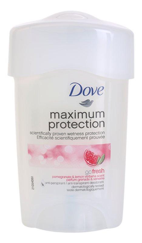 Dove Go Fresh Maximum Protection твердий антиперспірант 48 годин