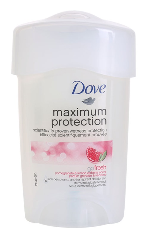 Dove Go Fresh Maximum Protection antiperspirant puternic 48 de ore