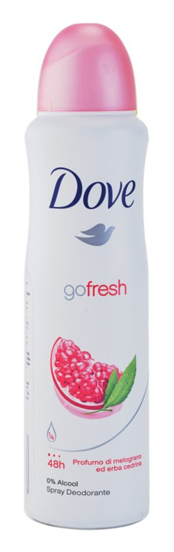 Dove Go Fresh Revive Deodorant Spray 48h