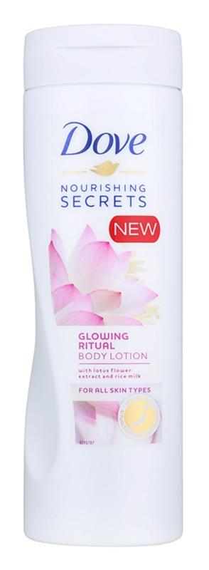 Dove Nourishing Secrets Glowing Ritual молочко для тіла