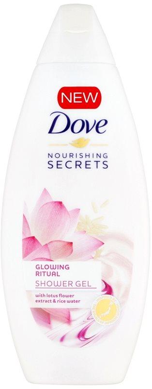 Dove Nourishing Secrets Glowing Ritual sprchový gel