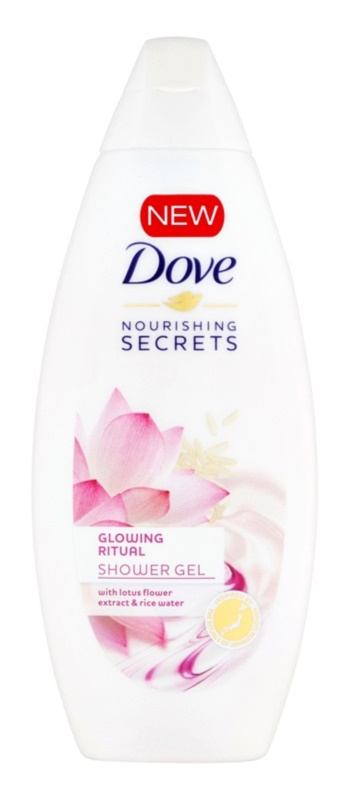 Dove Nourishing Secrets Glowing Ritual гель для душу
