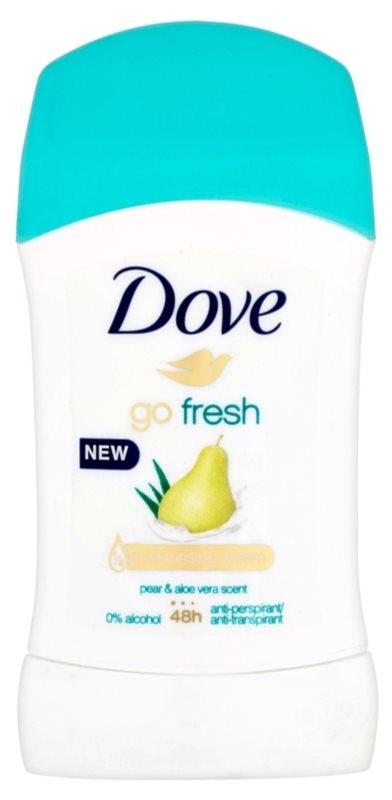 Dove Go Fresh festes Antitranspirant 48h