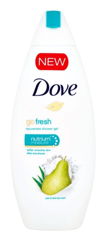 Dove Go Fresh gel de ducha