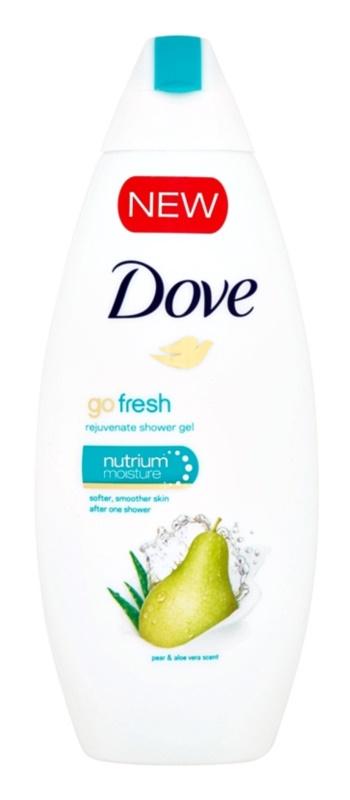 Dove Go Fresh gel za prhanje