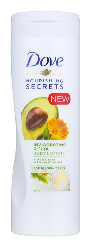 Dove Nourishing Secrets Invigorating Ritual tělové mléko