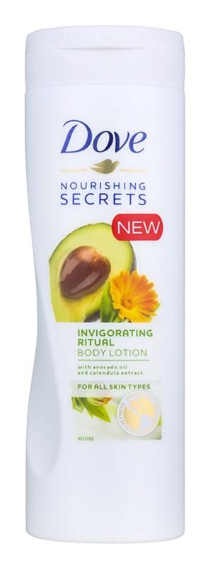 Dove Nourishing Secrets Invigorating Ritual telové mlieko