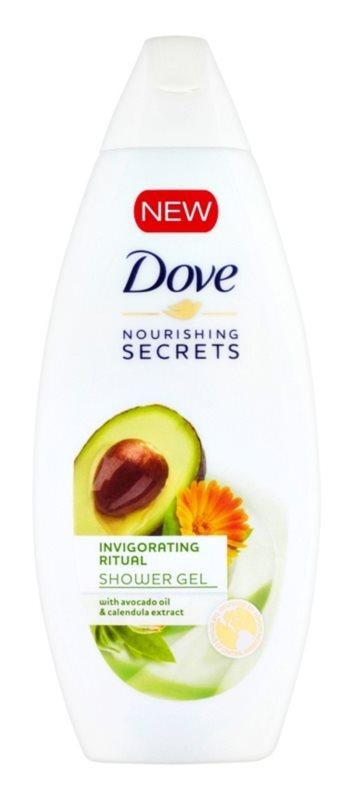 Dove Nourishing Secrets Invigorating Ritual gel de ducha