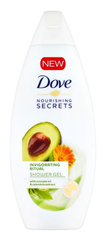 Dove Nourishing Secrets Invigorating Ritual gel za prhanje