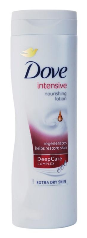 Dove Intensive nährende Körpermilch für sehr trockene Haut
