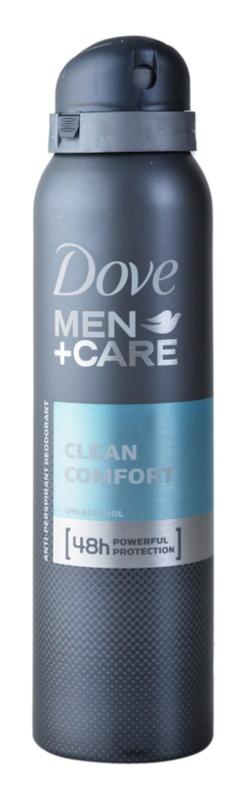 Dove Men+Care Clean Comfort izzadásgátló spray dezodor 48h