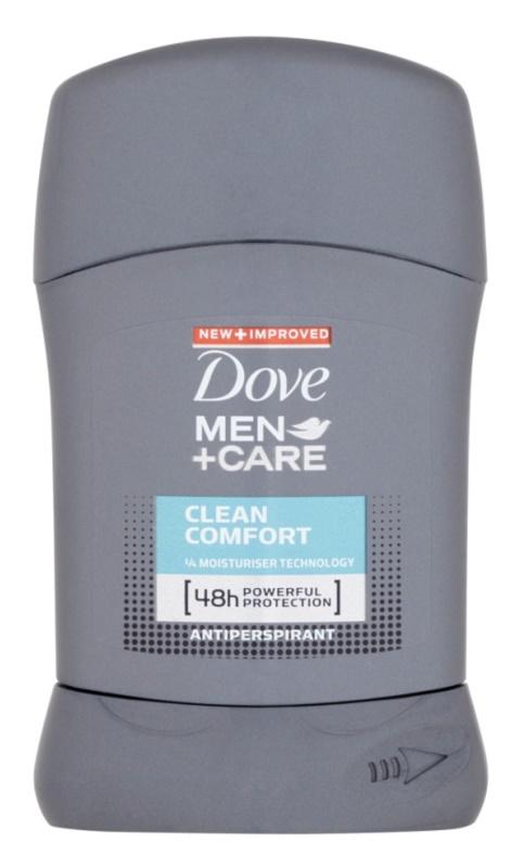Dove Men+Care Clean Comfort твердий антиперспірант 48 годин