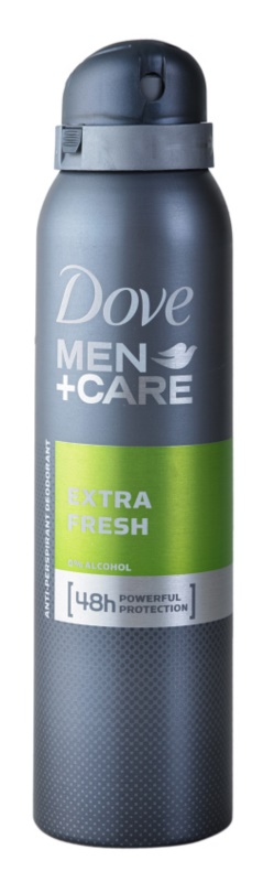 Dove Men+Care Extra Fresh dezodorant - antyperspirant w aerozolu 48 godz.