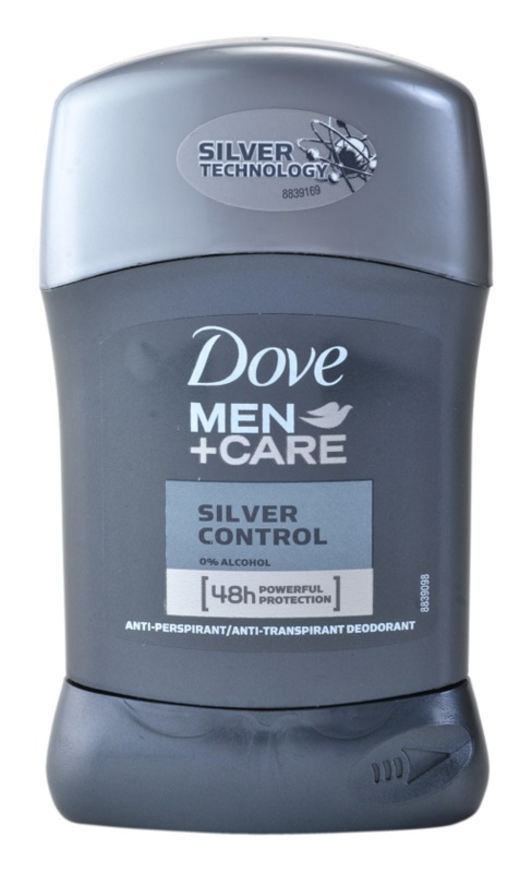 Dove Men+Care Silver Control Vaste Antitramspirant  48h