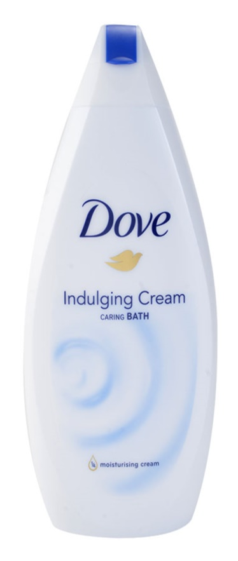 Dove Original espuma de banho