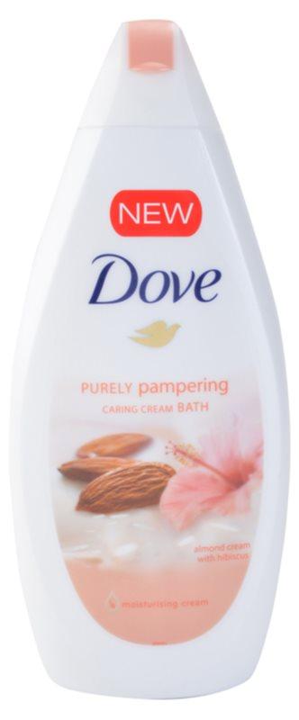 Dove Purely Pampering Almond spuma de baie