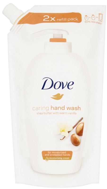 Dove Purely Pampering Shea Butter sabonete líquido recarga