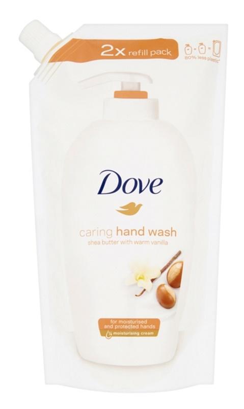 Dove Purely Pampering Shea Butter tekuté mýdlo náhradní náplň