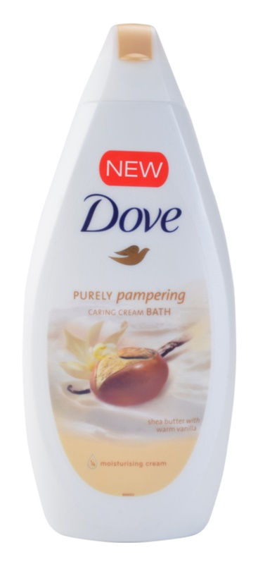 Dove Purely Pampering Shea Butter pena za kopel