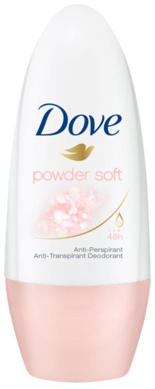Dove Powder Soft Antitranspirant Roll-On