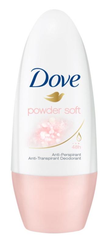 Dove Powder Soft кульковий антиперспірант