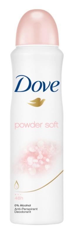 Dove Powder Soft izzadásgátló spray