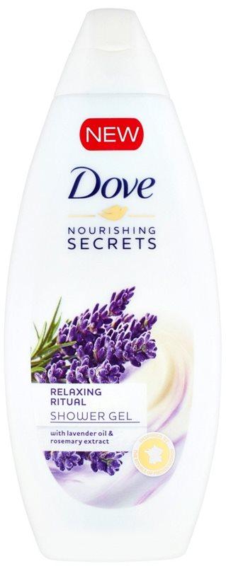 Dove Nourishing Secrets Relaxing Ritual sprchový gel