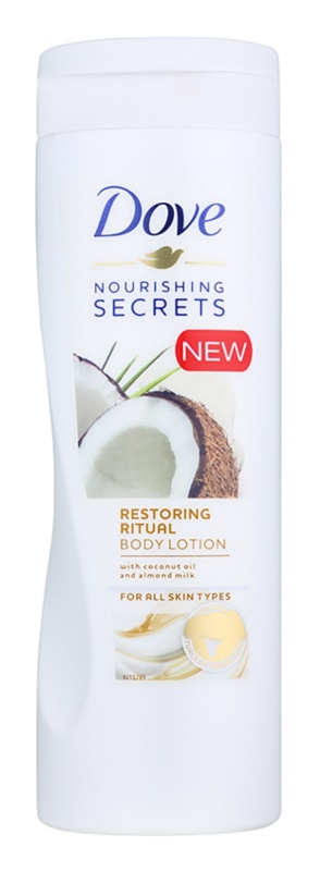 Dove Nourishing Secrets Restoring Ritual leche corporal